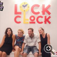 Lock clock team